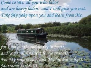 Matthew 11:18-30